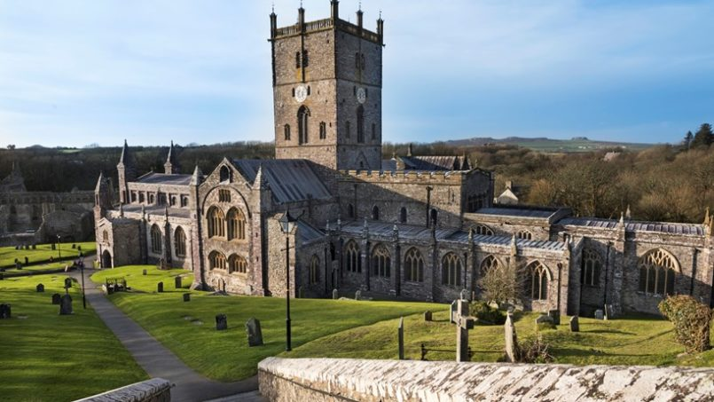 8 Cathedrals and Abbeys in Wales
