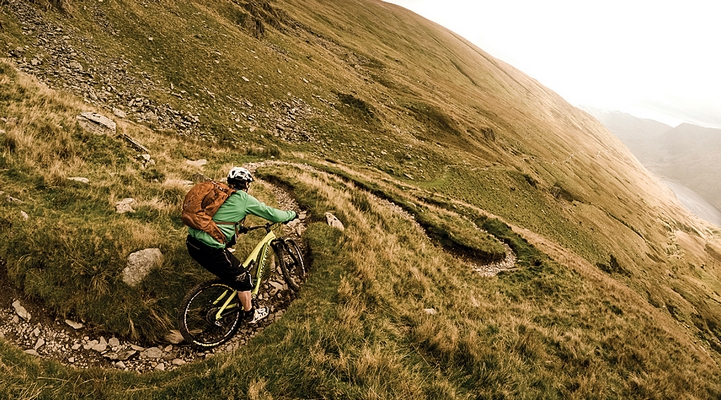 Nan Bield Mountain Bike Route