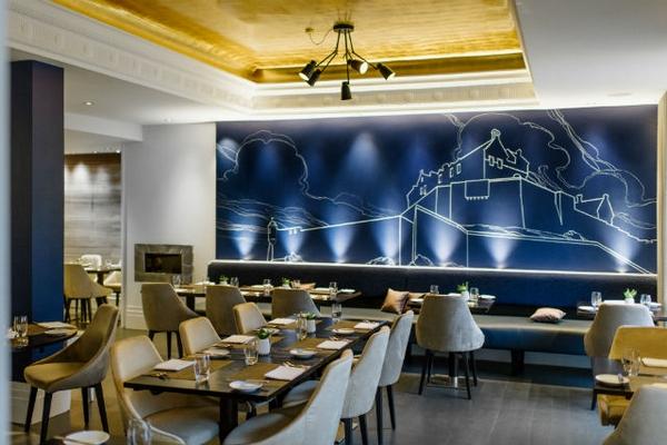 Castle Terrace Restaurant in Edinburgh