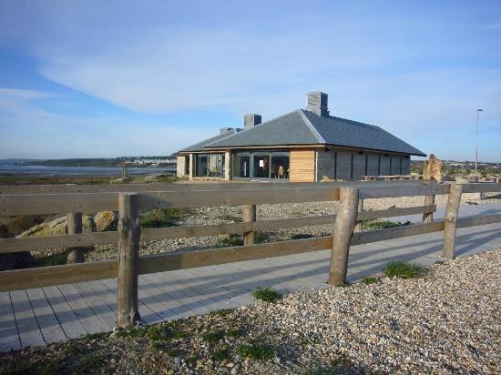 The Fine Foundation Chesil Beach Centre