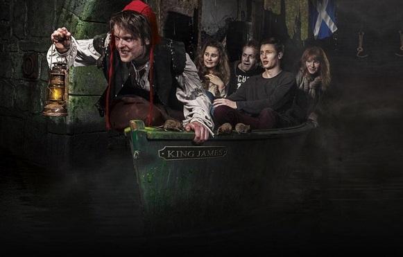The Edinburgh Dungeon