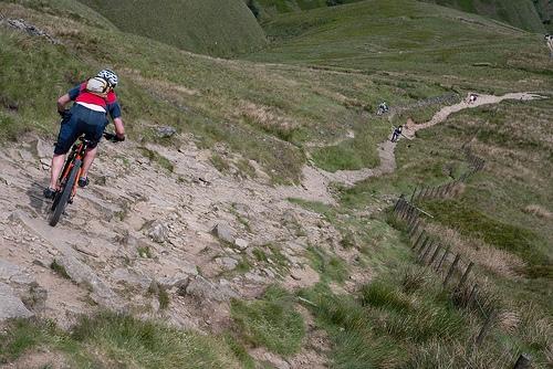 Jacob's Ladder, The Peak District