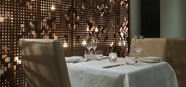 Wedgwood Restaurant in Edinburgh